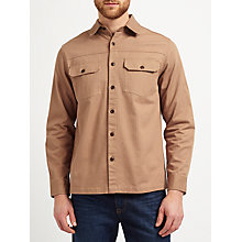 Buy JOHN LEWIS & Co. Herringbone Shacket Online at johnlewis.com