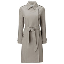 Buy John Lewis Tailored Zipper Trench Coat Online at johnlewis.com