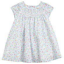 Buy John Lewis Baby Ditsy Floral Print Dress, Multi Online at johnlewis.com