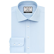 Buy Thomas Pink Vernon Check Super Slim Fit Shirt Online at johnlewis.com
