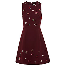 Buy Whistles Willow Embellished Dress Online at johnlewis.com