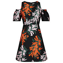Buy Whistles Gwyneth Jacquard Dress, Multi Online at johnlewis.com