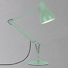Buy Anglepoise Type 75 Margaret Howell Edition Desk Lamp, Seagrass Online at johnlewis.com