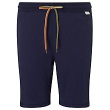 Buy Paul Smith Cotton Jersey Lounge Shorts, Navy Online at johnlewis.com