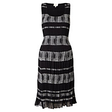 Buy East Mayfair Dress, Black Online at johnlewis.com