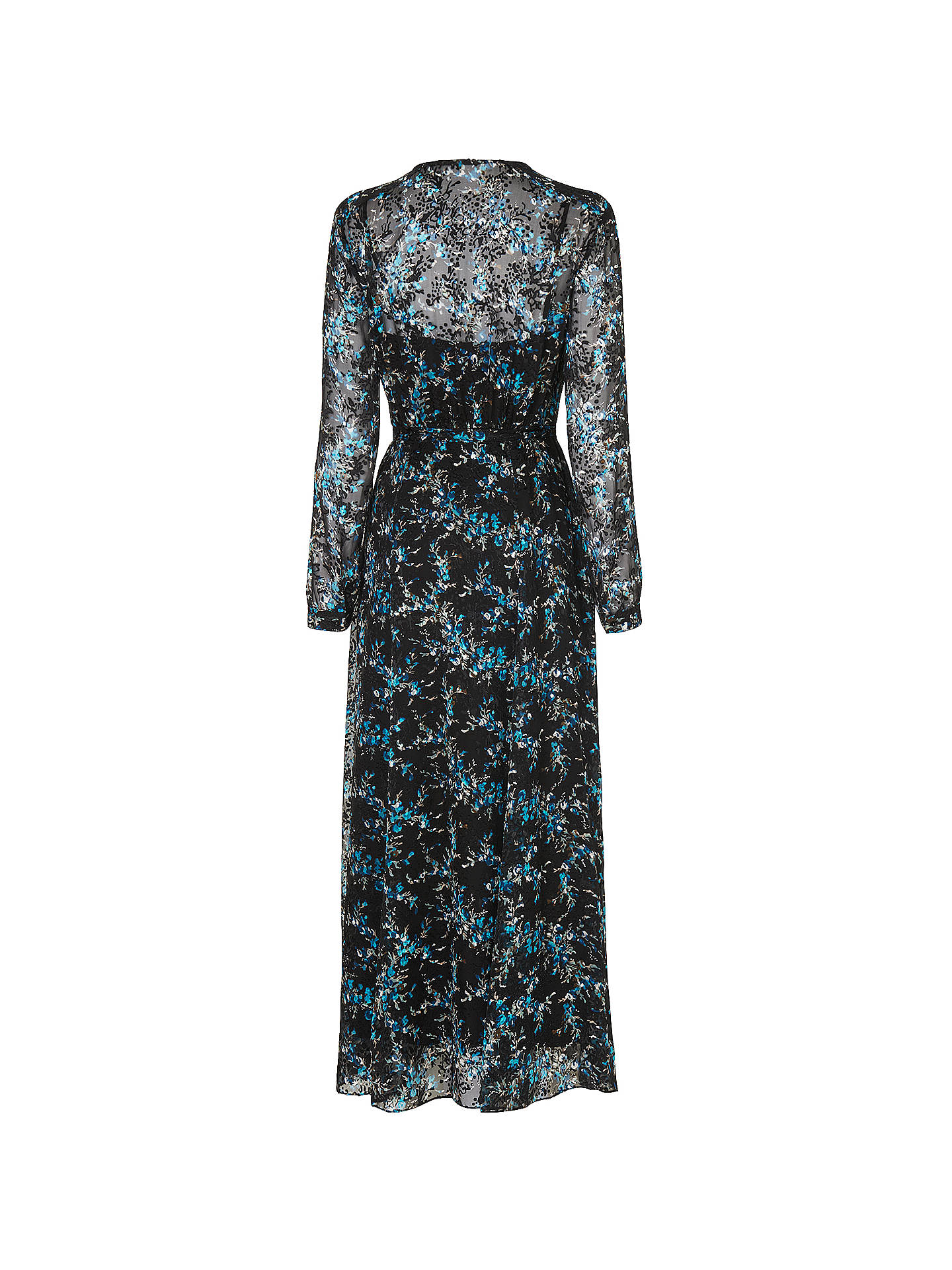 Buy L.K. Bennett Cersei Dress, Multi, 6 Online at johnlewis.com
