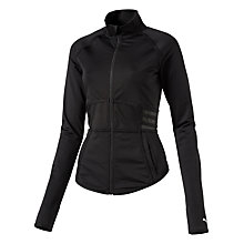 Buy Puma PWRSHAPE Women's Running Jacket, Black Online at johnlewis.com