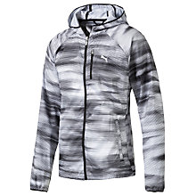 Buy Puma LastLap Graphic Men's Running Jacket, Grey Online at johnlewis.com