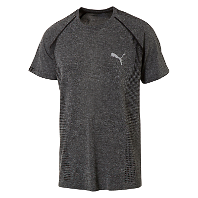 Puma evoKNIT Basic Short Sleeve Running T-Shirt
