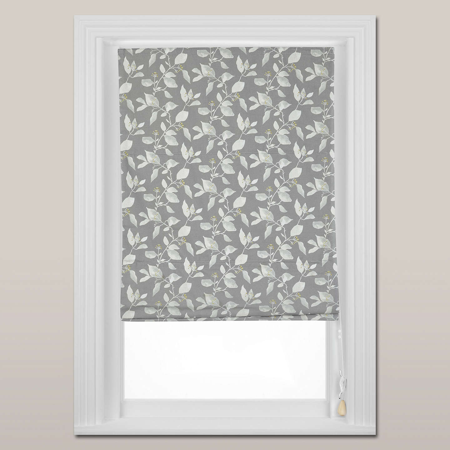 p blind smart blinds charm white roman products product home b