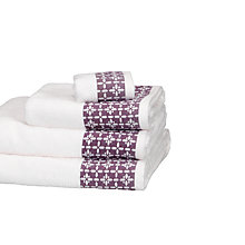 Buy John Lewis Leckord Ditton Border Towels Online at johnlewis.com