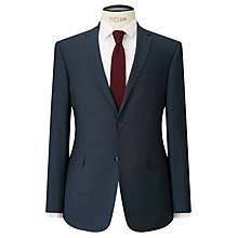 Buy Kin by John Lewis Miller Pindot Slim Fit Suit Jacket, Petrol Online at johnlewis.com