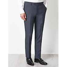 Buy Kin by John Lewis Newick Panama Weave Slim Fit Suit Trousers, Light Blue Online at johnlewis.com