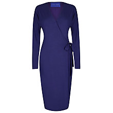 Buy Winser London Wrap Jersey Dress Online at johnlewis.com