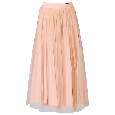 1920s Style Skirts Jolie Moi Tulle Midi Skirt £29.00 AT vintagedancer.com