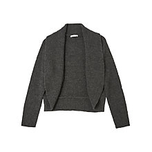 Buy Precis Petite Jeff Banks Shrug, Dark Grey Online at johnlewis.com