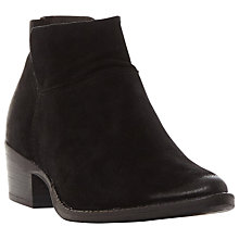 Buy Steve Madden Phoenix Block Heeled Ankle Boots Online at johnlewis.com