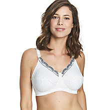 Buy Royce Ava 1137 Nursing Bra, Cream Online at johnlewis.com
