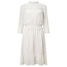 Buy Somerset by Alice Temperley Broderie Dress Online at johnlewis.com