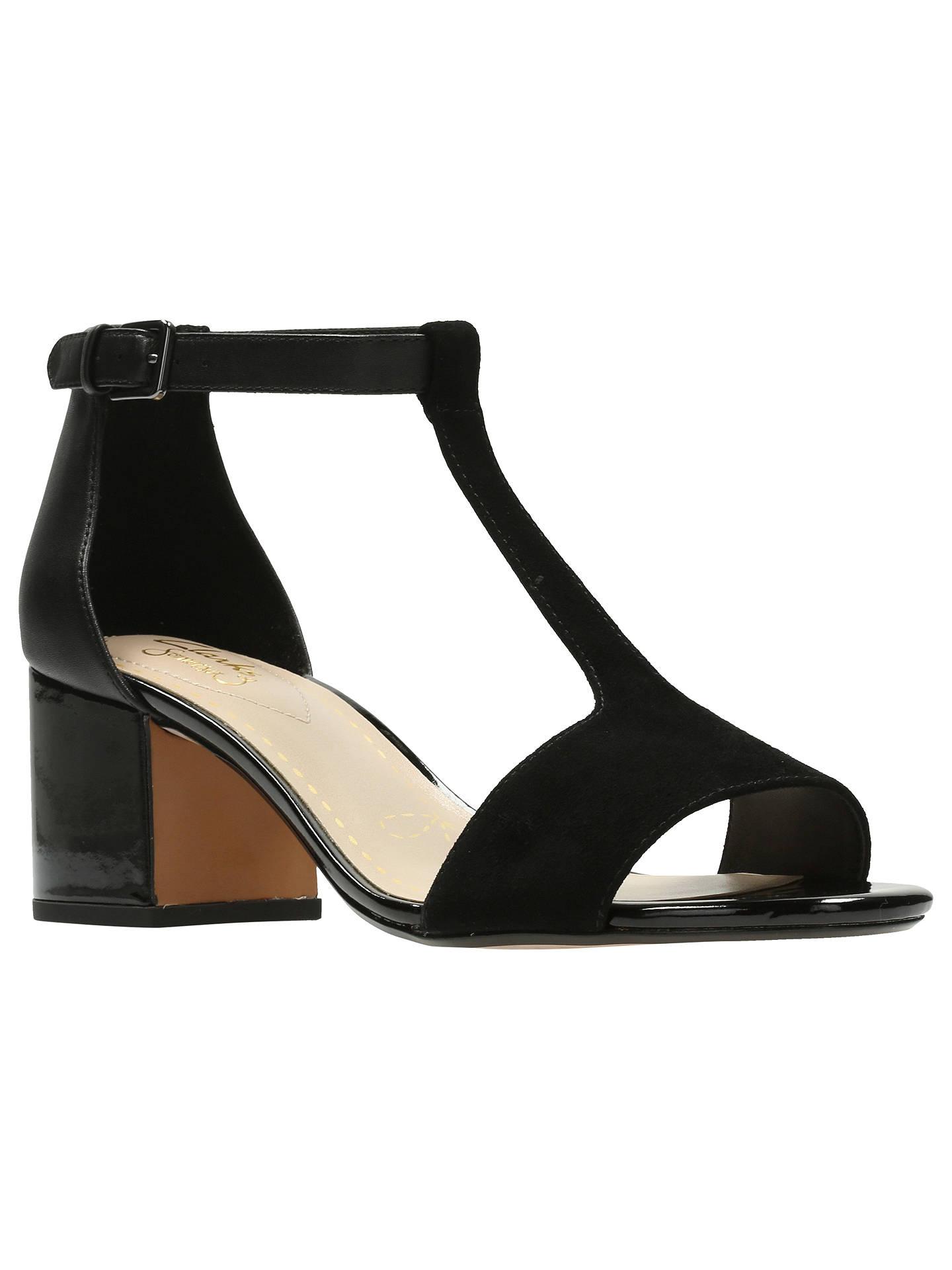 c636e6834f9 Buy Clarks Barley Belle T-Bar Sandals