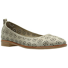 Buy Clarks Alania Rosa Pumps, Sand Online at johnlewis.com