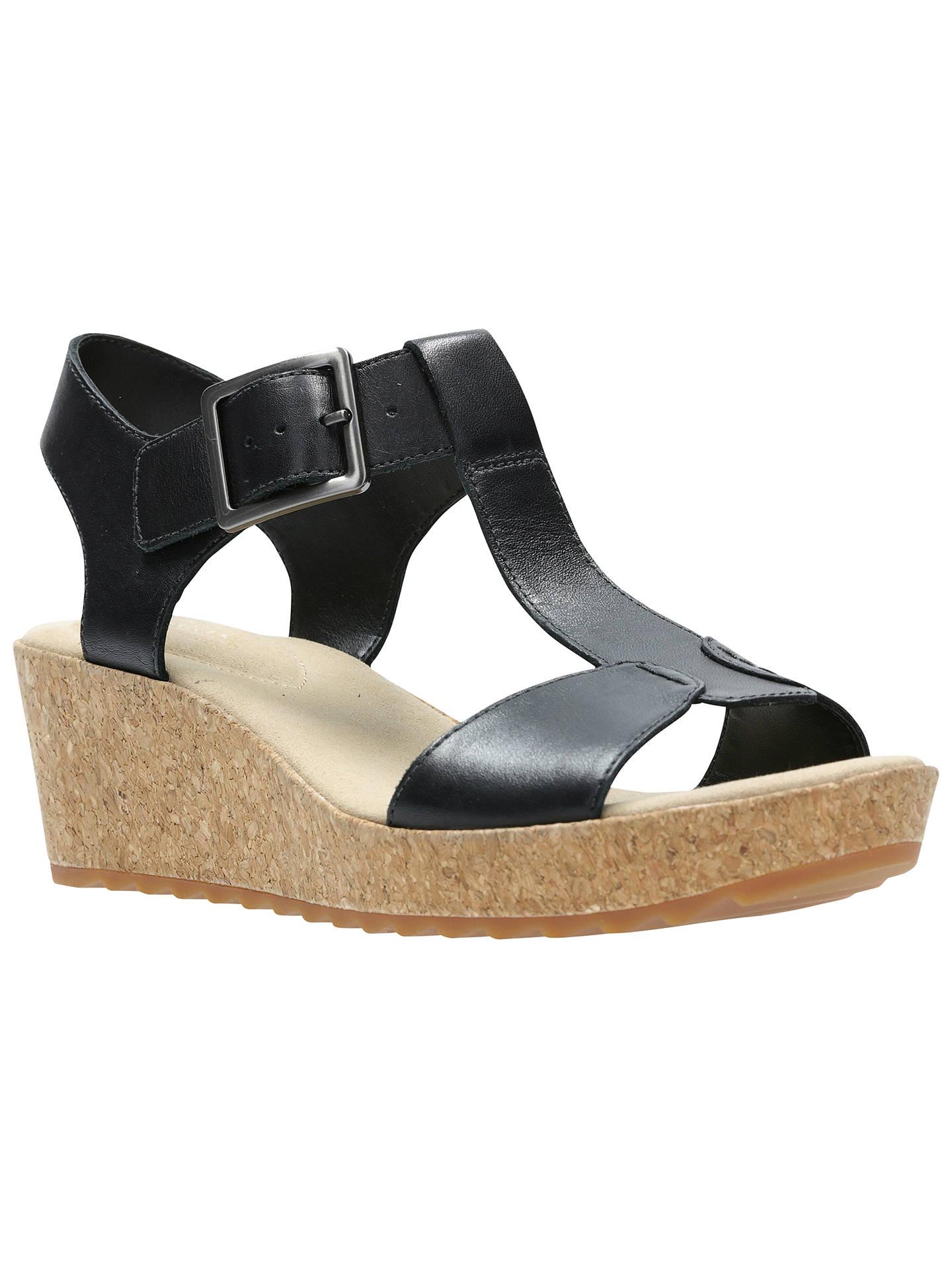 837cfd49af9c Buy Clarks Kamara Kiki Wedge Heeled Sandals