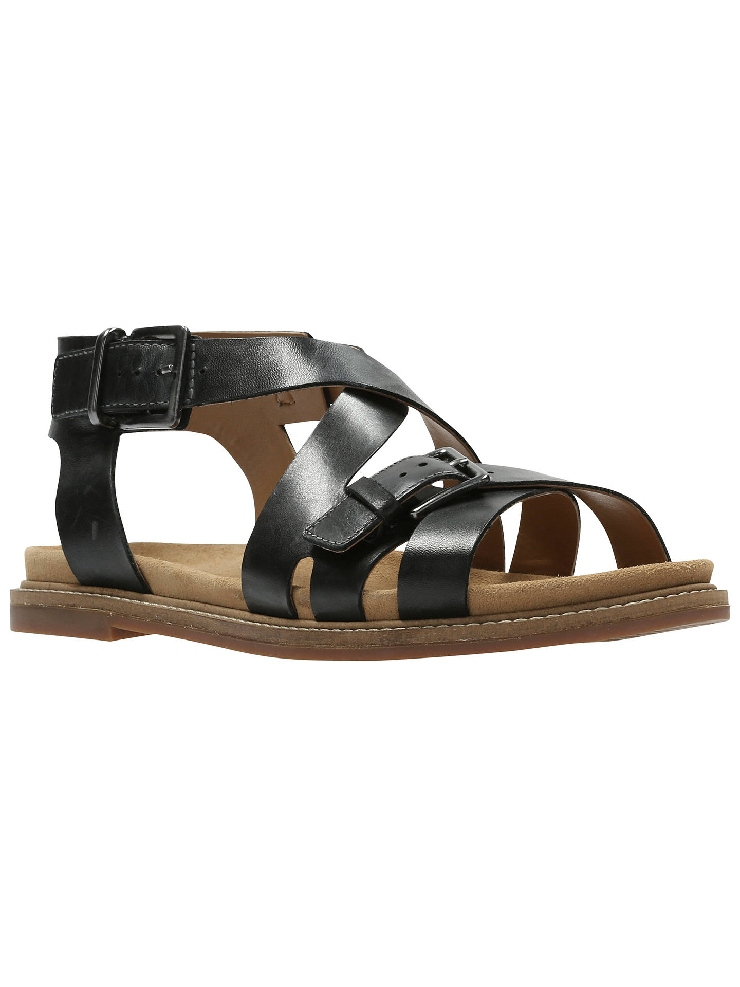 916879e78f1 Buy Clarks Corsio Bambi Cross Strap Sandals