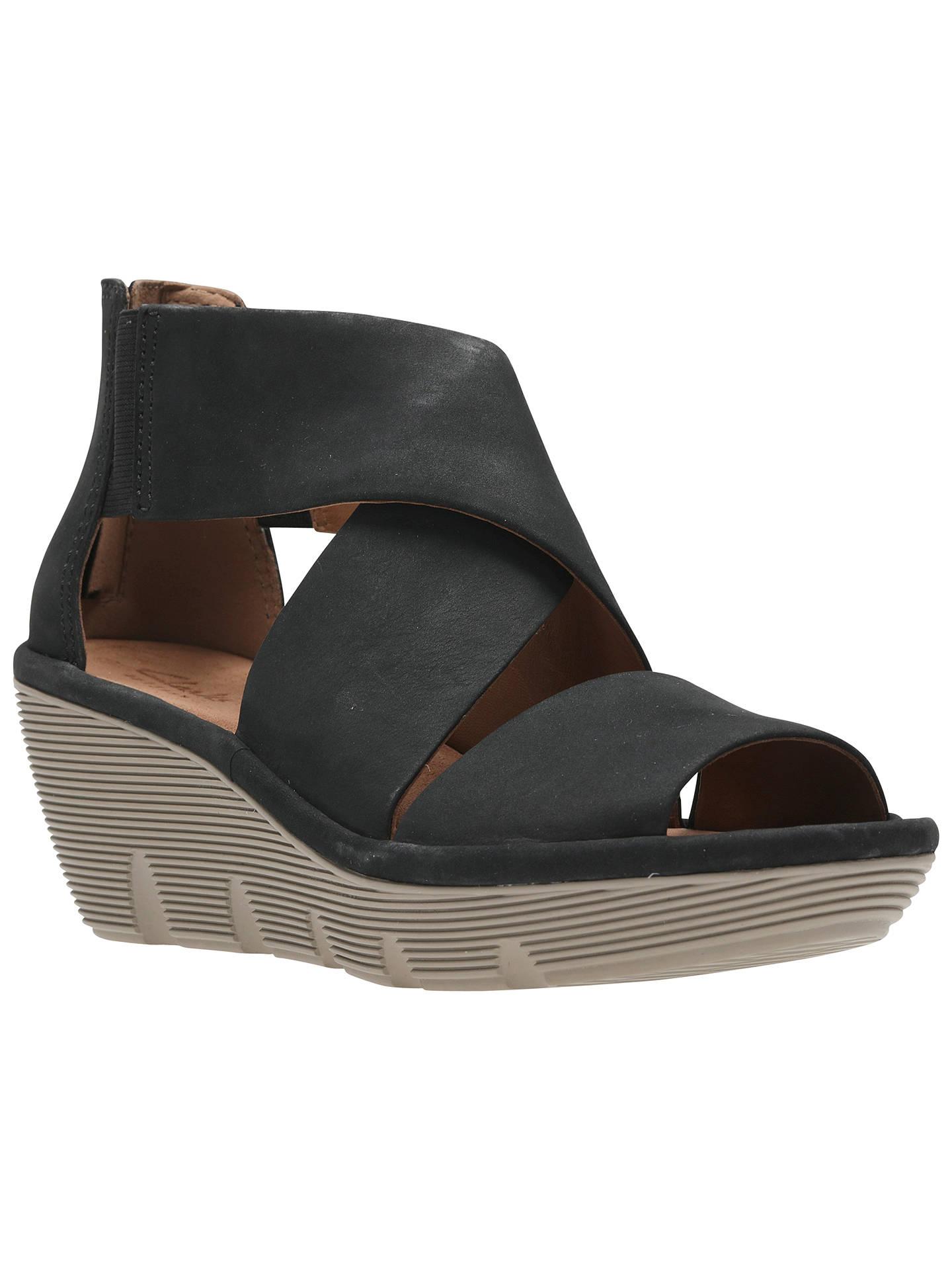 e4ed7c3466d5 Buy Clarks Clarene Glamor Wedge Heeled Sandals