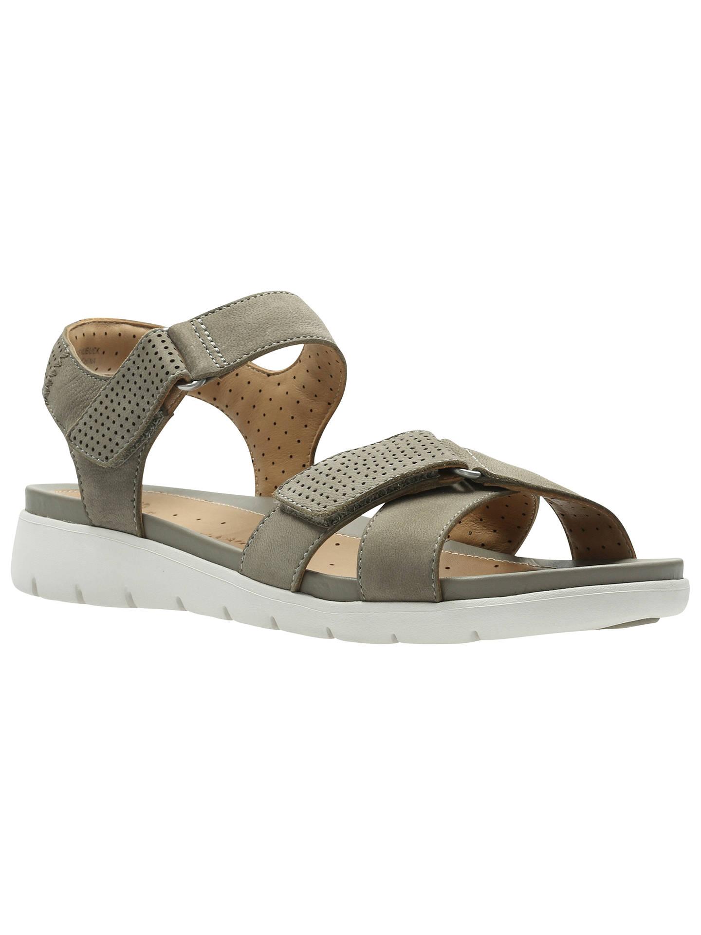 aa36b1dfaff Buy Clarks Un Saffron Rip Tape Sandals