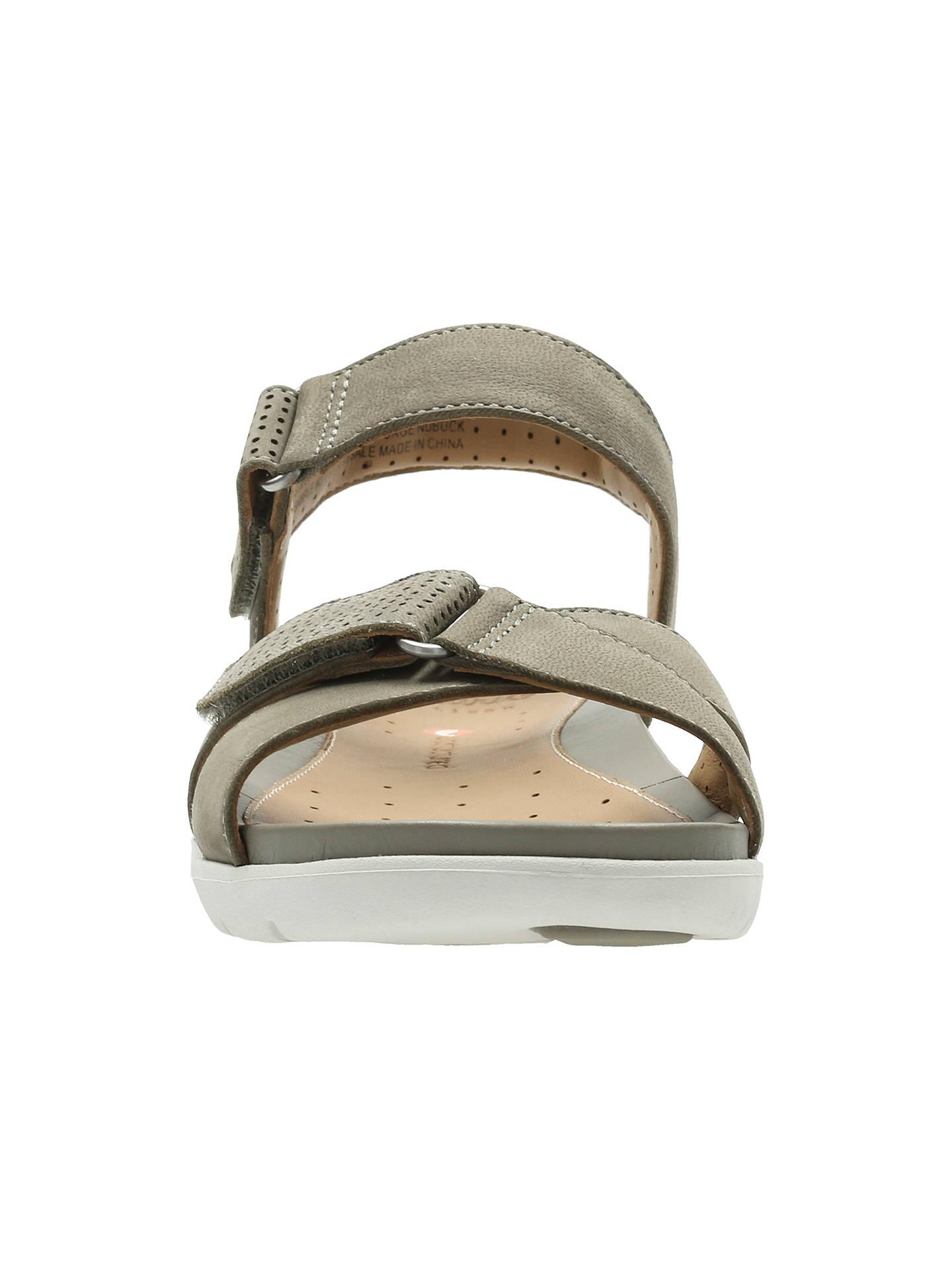 7196eb2cc77 ... Buy Clarks Un Saffron Rip Tape Sandals