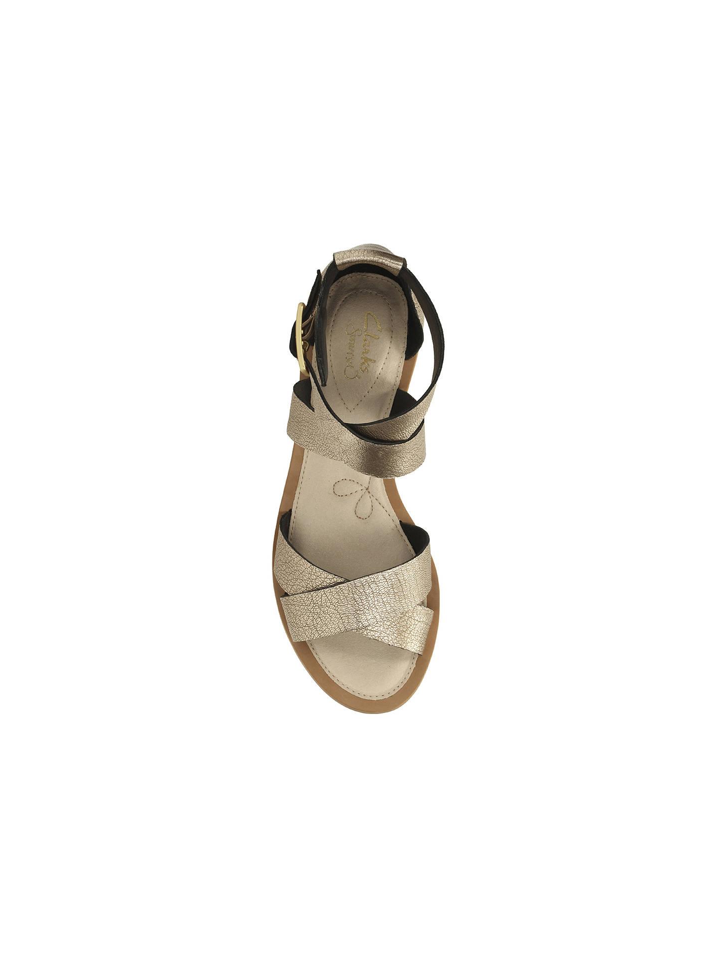 abedc7f431266 ... Buy Clarks Sandcastle Ray Cross Strap Sandals