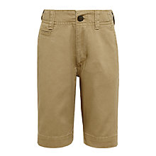 Buy John Lewis Boys' Core Chino Shorts Online at johnlewis.com