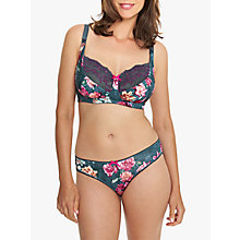 Buy Royce Florence Nursing Bra, Teal Online at johnlewis.com
