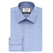 Buy Thomas Pink Duke Plain Slim Fit Shirt Online at johnlewis.com