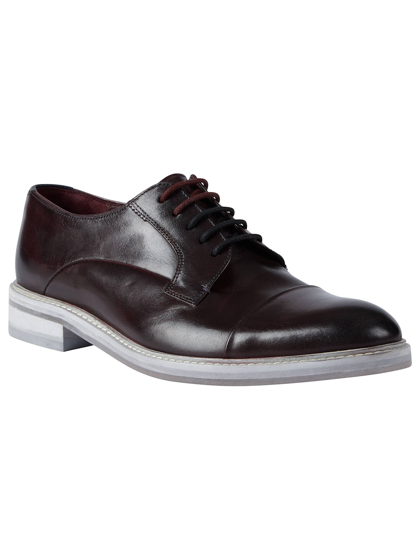 e7395696094e7 Ted Baker Aokii Derby Shoes at John Lewis   Partners