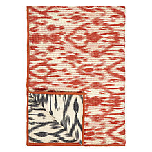 Buy John Lewis Fusion Ikat Throw Online at johnlewis.com