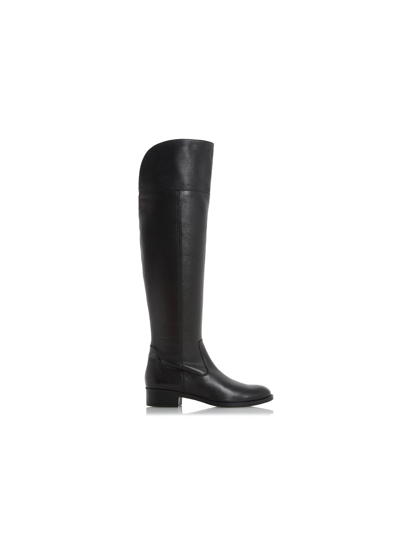 570b1ff2fca ... Buy Dune Taylor Over the Knee Boots
