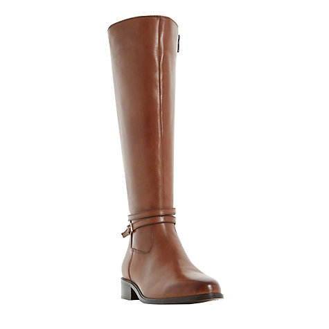 Buy Dune Taro Knee High Boots Online at johnlewis.com