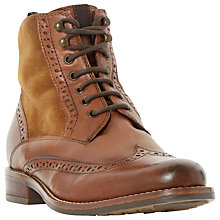 Buy Dune Philomena Lace Up Ankle Boots Online at johnlewis.com