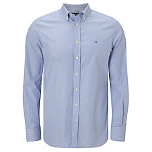 Buy Hackett London Classic Fine Stripe Shirt Online at johnlewis.com