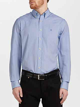 Hackett London Classic Fine Stripe Shirt