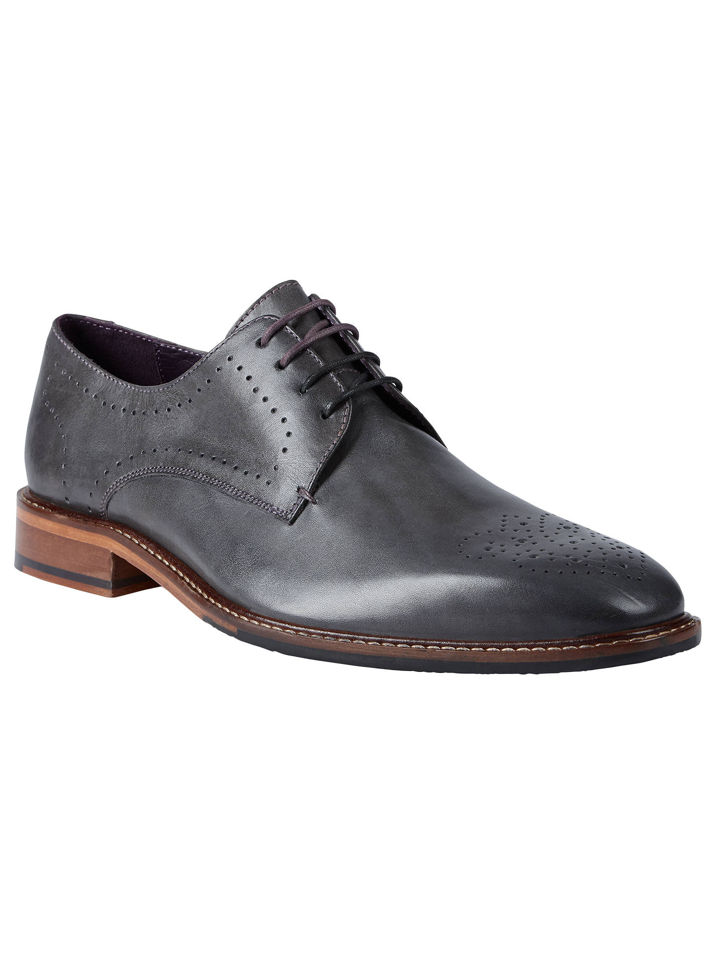 4079da21dec73e Buy Ted Baker Marar Perforated Derby Shoes