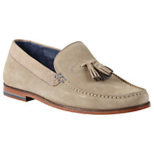 Buy Ted Baker Dougge Tassel Loafers Online at johnlewis.com
