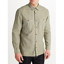 Buy JOHN LEWIS & Co. Tennessee Stripe Shirt, Blue Online at johnlewis.com