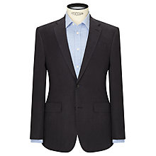 Buy John Lewis Silk Linen Regular Fit Suit Jacket, Navy Online at johnlewis.com