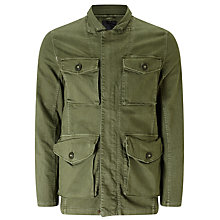 Buy Denham V65 Jacket TSC, Legion Green Online at johnlewis.com