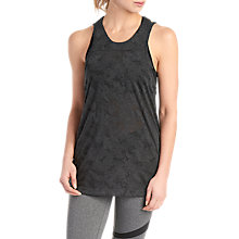 Buy Lolë Jaba Yoga Tank Top, Black Online at johnlewis.com