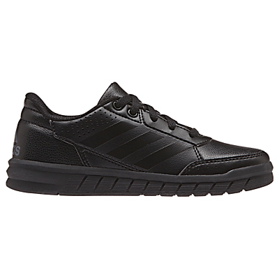 Product photo of Adidas children s alta sport cf lace up trainers