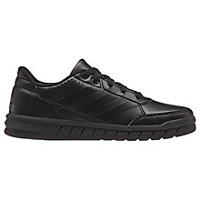 Buy Adidas Children's Alta Sport CF Lace Up Trainers Online at johnlewis.com