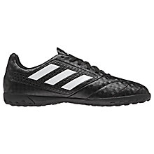 Buy adidas Children's Ace 17.4 TF Football Boots, Black Online at johnlewis.com